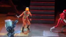 Power Rangers Ninja Steel Ninninger & Power Rangers Ninja Storm Hurricanger & ToQger Special Show