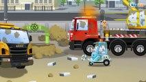 Nuevo Tractor Videos Para Niños - Carros y Camiones Infantiles