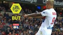 But Mariano DIAZ (74ème) / Stade Rennais FC - Olympique Lyonnais - (1-2) - (SRFC-OL) / 2017-18