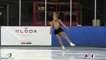 Championnats québécois d'été 2017 - Senior Dames prog. libre (55)