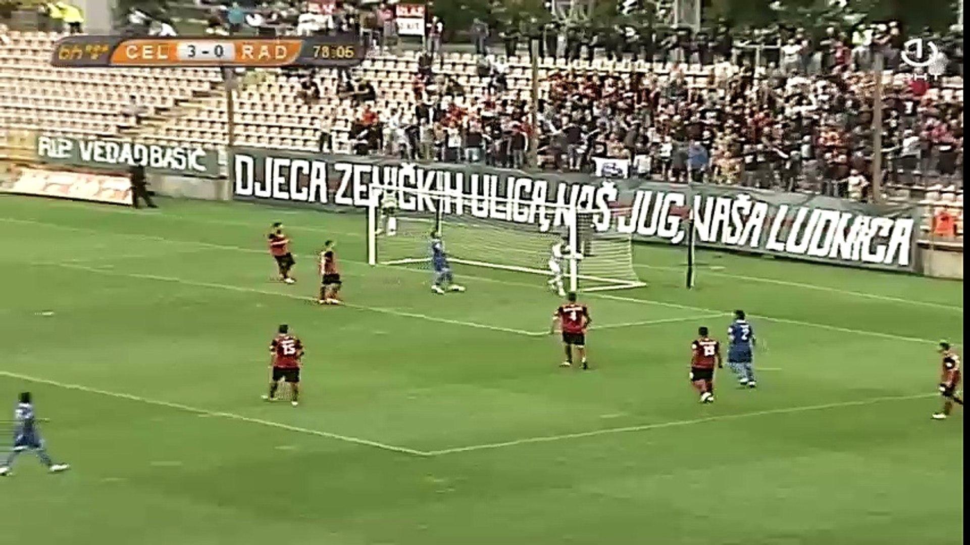 NK Čelik - FK Radnik B. / Robijaši oduševljeni igrom
