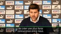 Foot - Transferts : Pochettino «Nous avons besoin de nouveaux joueurs»