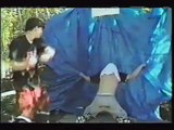 Dive Bomb Backyard Wrestling Dont Try This at Home