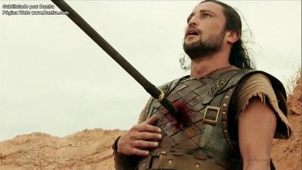 La tierra prometida en español cap 266 y cap 267. Makir muere  para salvar la vida de Rune