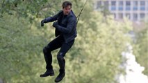 Tom Cruise Injured Performing Mission: Impossible Stunt