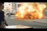 Ouro Verde (O carro de António explode) capitulo 76