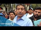 Mexicanos Primero denuncia a líder de la CNTE por fraude
