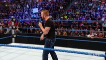 Rhyno returns to WWE on SmackDown Live to Gore Heath Slater: SmackDown Live, July 26, 2016