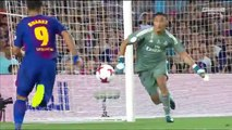 Supercoupe d'Espagne : FC Barcelone 1 - Real Madrid 3