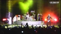 Muse - Knights of Cydonia, Singapore Fort Canning Park, 01/16/2007