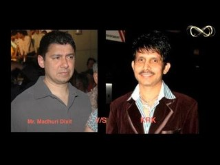 KRK Wants Madhuri Dixit : Comedy Show Jay Hind!