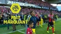 Le 1er match de Neymar en Ligue 1 Conforama / 2ème journée / saison 2017-18