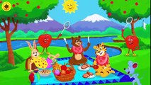 Learn Colors Old MacDonald Had A Farm And Circus Nursery Rhymes Kids Songs Simple English For Kids