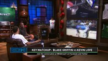 Area 21: KG and Rasheed Wallace on Blake Griffin vs Kevin Love | Inside the NBA | NBA on T