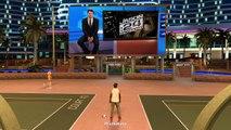 HISTORIC LEGENDS AT THE PARK! AI, DR.J, & DOMINIQUE WILKINS NBA 2K17 TAKEOVER! LEGEND TAKE