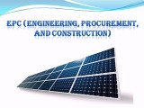 EPC (Engineering Procurement Construction)