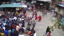 रूह कांप जायेगी भूकंप का ये वीडियो देख करRoc tremblement doit tremblement de terre - YouTube