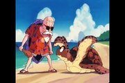 【ドラゴンボール】亀仙人がブルマにパンティーを見せて�