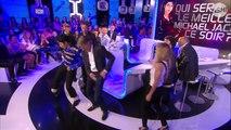 TPMP : Gilles Verdez apprend à danser comme Michael Jackson