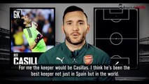 Has Lucas Perez picked the best front three of all time? | Ultimate XI