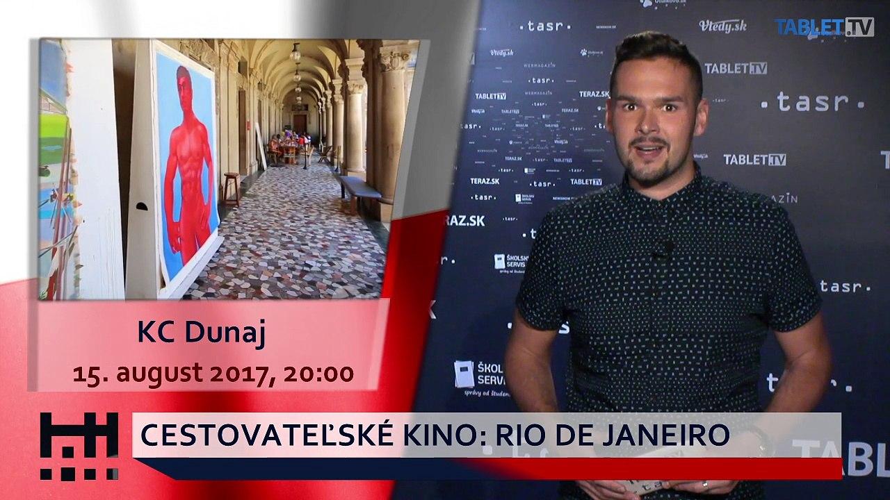 POĎ VON: Cestovateľské kino a divadelná hra Identikit