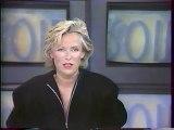 """FR3 - 9 Août 1988 - Bandes Annonces , """"Soir 3"""" (Jacqueline Alexandre), météo (Florence Klein)"""