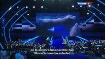 Lara Fabian & Dimitri Hodorovsky Toi et Moi New Wave 2016 (Sub.Spanish)