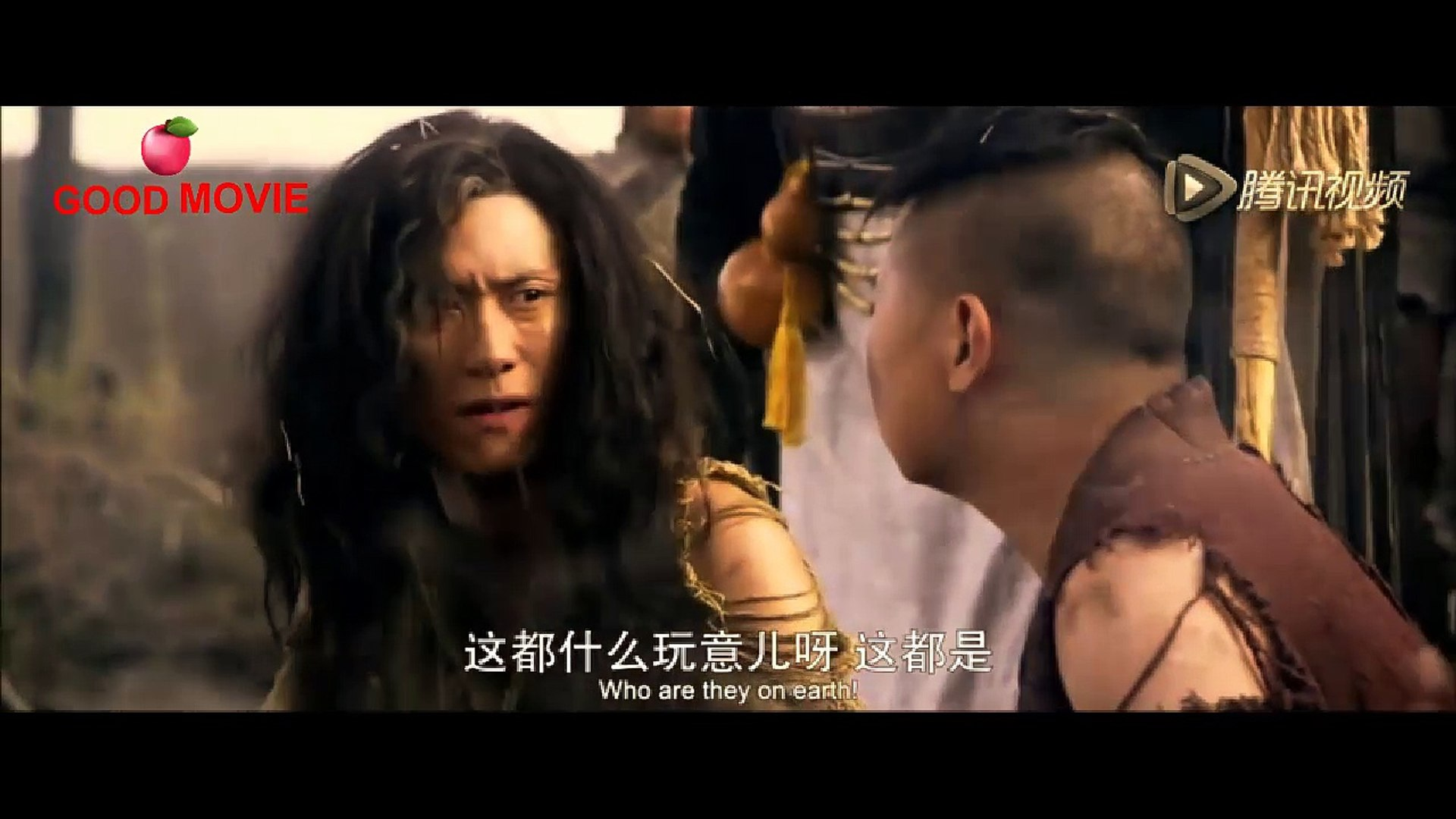 Best Chinese Action Movie 2017 - New Martial Arts Movie 720p - Chinese Movie with English Sub-PART 1