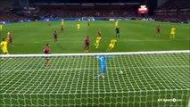 0-1 Thiago Silva Goal France Ligue 1 - 13.08.2017 Guingamp 0-1 Paris St. Germain