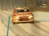 Rally Suecia 2006 - Henning Solberg accidente + asistencia