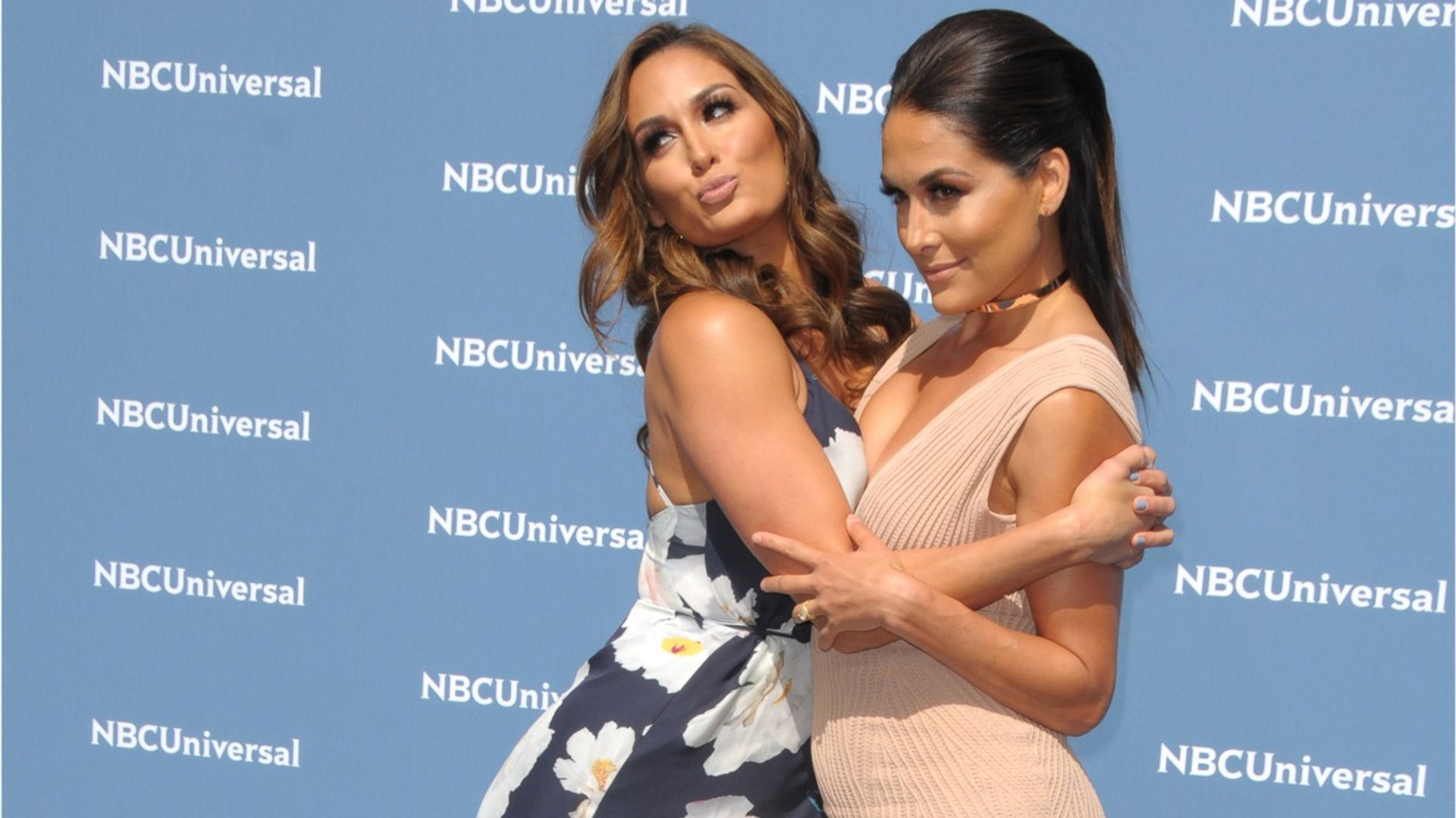Bella Twins Talk Wedding and More Babies