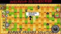 Bomber Friends Level 46  Nível 46  Fase 46 #BFS Solução