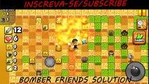 Bomber Friends Level 47  Nível 47  Fase 47 #BFS Solução