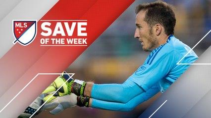 Week 23 | MLS Save of the Week