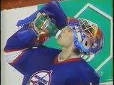 Valeri Bure scores for Canadiens against Khabibulin (1996)