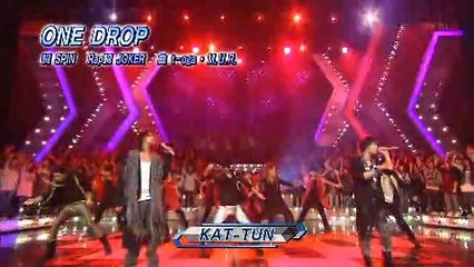 KAT-TUN One Drop And Rescue live 2009