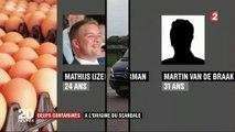 Œufs contaminés : les deux hommes à l'origine du scandale interpellés