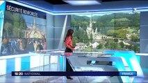 Assomption : Lourdes sous haute sécurité