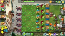 Plants vs Zombies 2 Modern Day Day 36 [Rally Zombie] No Premium