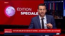 Seine-et-Marne: une voiture fonce délibérément dans une pizzeria