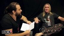 Interviu Nicko McBrain (Iron Maiden) pentru Rock FM