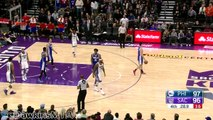 Joel Embiid vs DeMarcus Cousins BIG Men Duel 2016.12.26 Embiid With 25 Pts, Boogie With 30