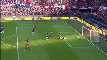 Samenvatting Feyenoord Ajax 2016 2017