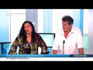 La Une Francophone du 29/07/2017