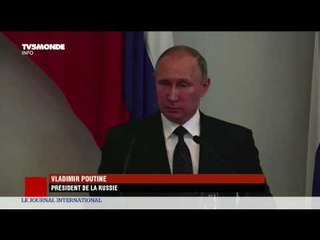 Une contre-attaque signée Poutine