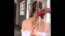 Hair Style 2017 - How to syle hair Part 11