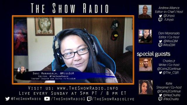 Coins 2 Continue Interview, Fanboyism, Bioshock Shade, Representation, Branding - The Show Radio 364