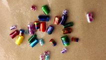 Perle bouteille escroquerie avec Comment faire faire Plastique à Il Fabrication de perles de bijoux bouteilles en plastique