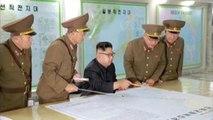 Nordkorea-Krise: Kim Jong-un lobt sein Militär für Angriffsplan