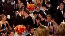 Emma Stone's Reaction To Andrew Garfield & Ryan Reynolds Kissing